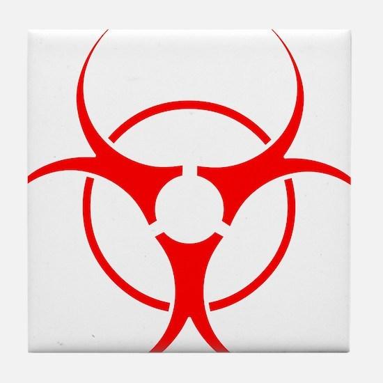 Biohazard Warning Toxic Industrial Waste GMO Alert