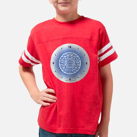 clock-longevity-2 Youth Football Shirt