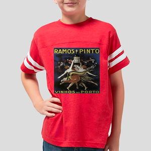 ramosvertical Youth Football Shirt