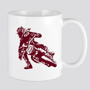 Women ride Socal Supermoto T Mug