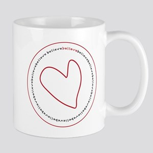 Believe Logo Mug