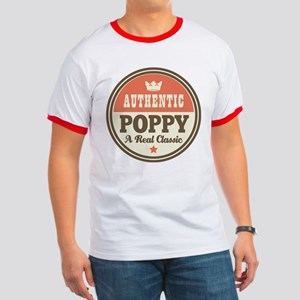 Classic Poppy Ringer T