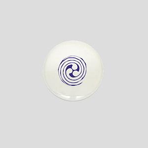 Triskelion Mini Button