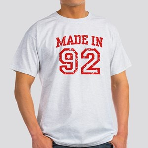 Made In 92 Light T-Shirt