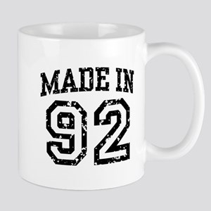Made In 92 Mug