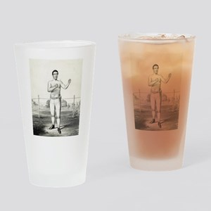 John Morrissey - 1860 Drinking Glass