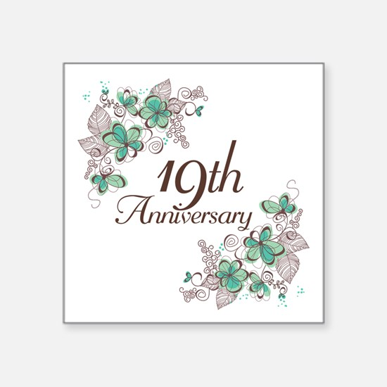 19th wedding anniversary 19th wedding anniversary hobbies