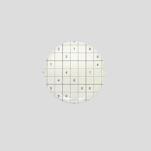 Sudoku Square Mini Button