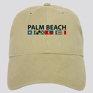Palm Beach - Nautical Flags. Cap