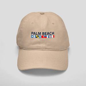 Palm Beach - Nautical Flags. Cap