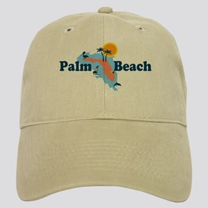 Palm Beach - Maps Design. Cap