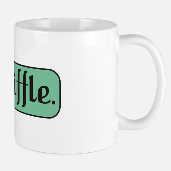 I Talk Piffle Mug