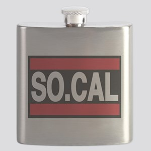so cal a red Flask