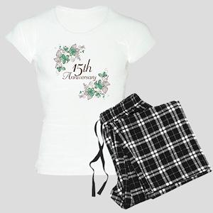 15th Anniversary Keepsake Women's Light Pajamas