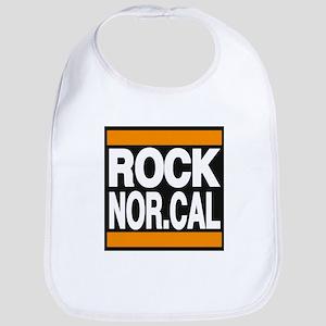 rock nor cal orange Bib