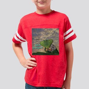 Got Bugs Youth Football Shirt