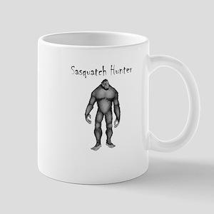Sasquatch Hunter 11 oz Ceramic Mug