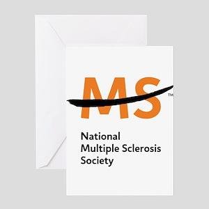 National MS Society Greeting Card