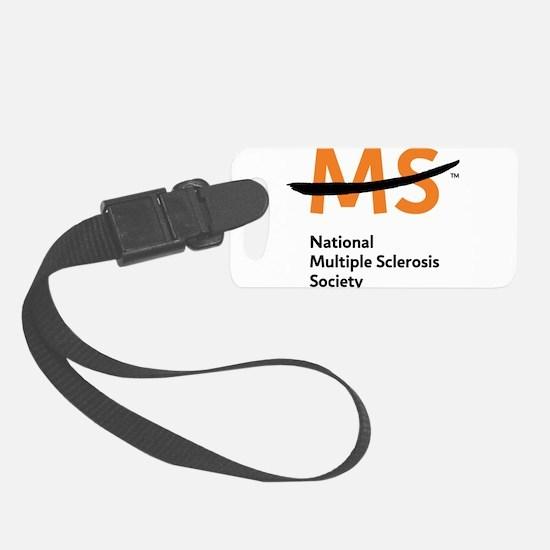 National MS Society Luggage Tag