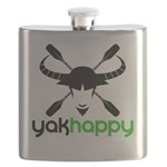 Yakhappy logo dark Flask
