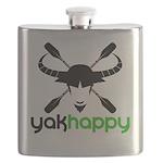 Yakhappy logo dark Flask