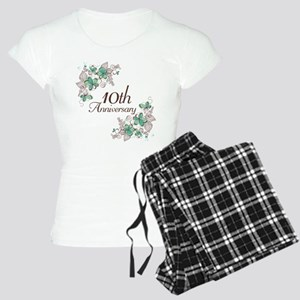 10th Anniversary Keepsake Women's Light Pajamas