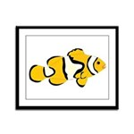 Clownfish t Framed Panel Print