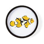 Clownfish t Wall Clock