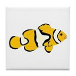 Clownfish t Tile Coaster