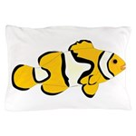 Clownfish t Pillow Case