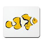 Clownfish t Mousepad