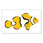 Clownfish t Sticker