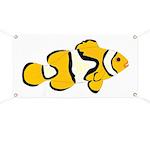 Clownfish t Banner