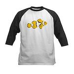 Clownfish t Baseball Jersey