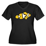 Clownfish t Plus Size T-Shirt