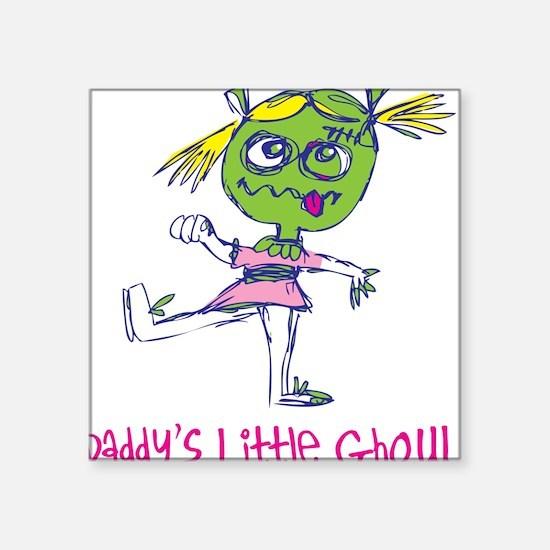Daddy's Little Ghoul Sticker
