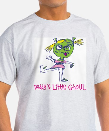 Daddy's Little Ghoul T-Shirt