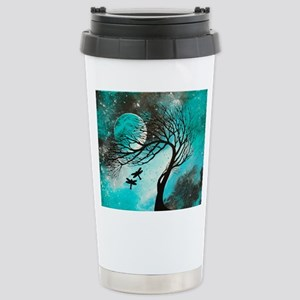 Dragonfly Bliss Travel Mug