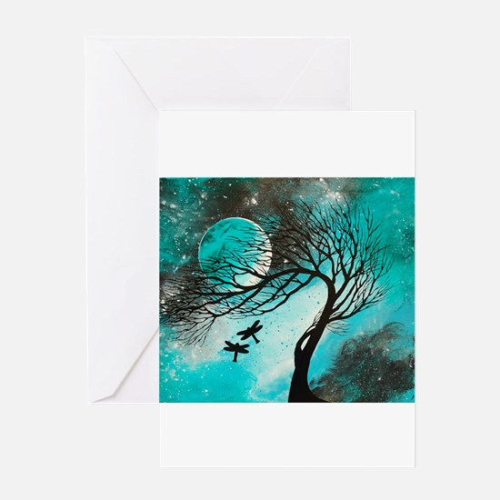 Dragonfly Bliss Greeting Card