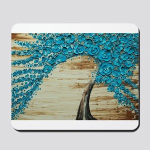 The Water Blossom Tree Mousepad