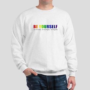 Be Yourself (Rainbow) Sweatshirt