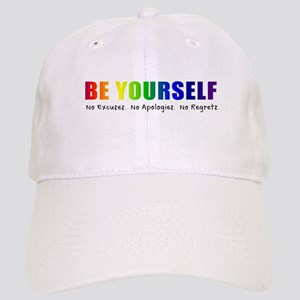 Be Yourself (Rainbow) Cap