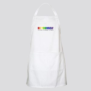 Be Yourself (Rainbow) Apron
