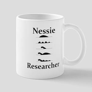 Nessie Researcher 11 oz Ceramic Mug