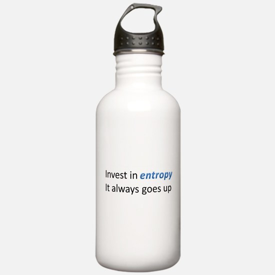 Invest in Entropy Water Bottle