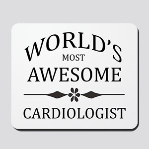 World's Most Awesome Cardiologist Mousepad