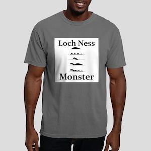Loch Ness Monster Mens Comfort Colors Shirt