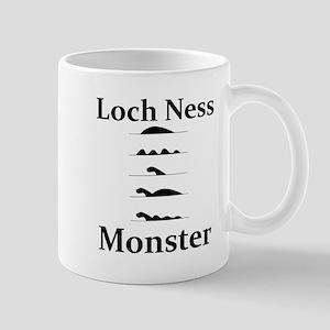 Loch Ness Monster 11 oz Ceramic Mug