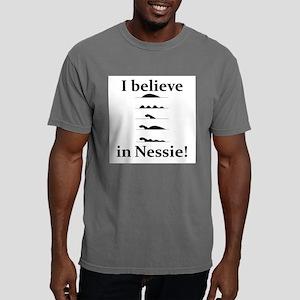 I Believe in Nessie Mens Comfort Colors Shirt