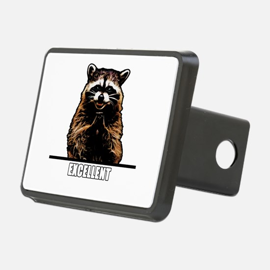 Evil Raccoon Hitch Cover